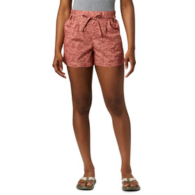 Columbia Summer Chill Shorts Damer, cedar blush wispy bamboos
